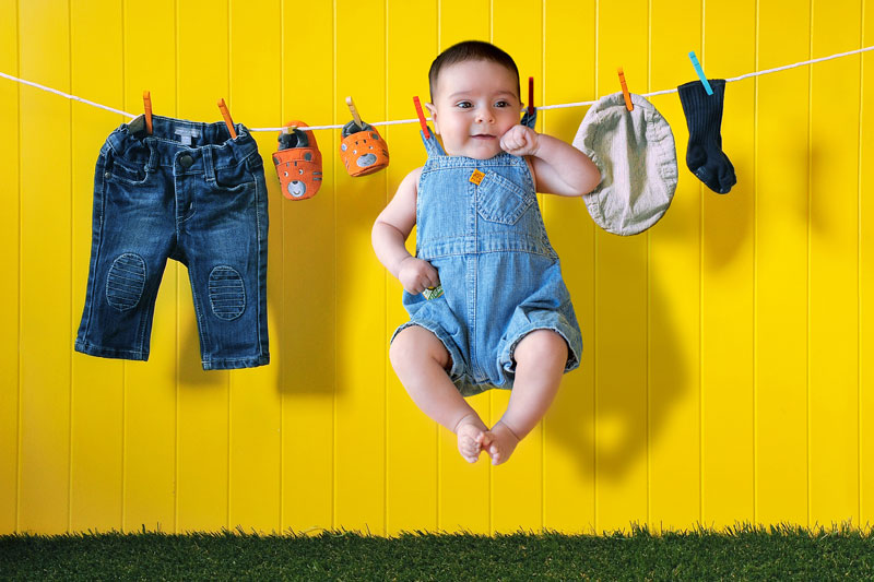 8 tricks for photographing children - 9