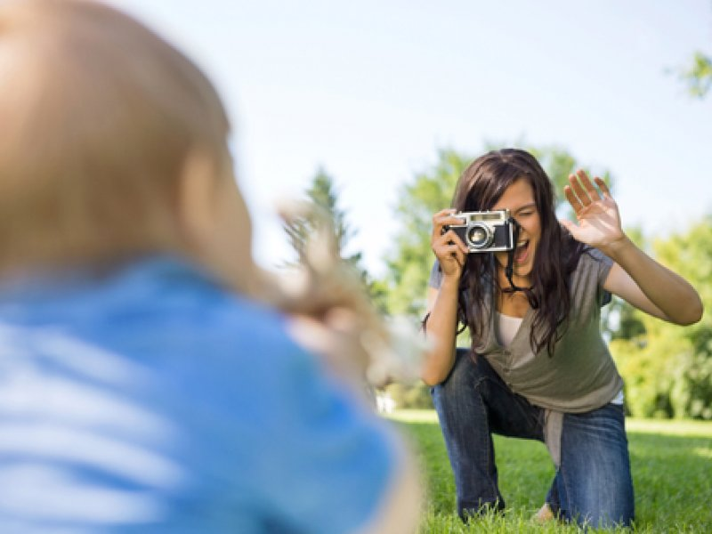 8 tricks for photographing children - 5